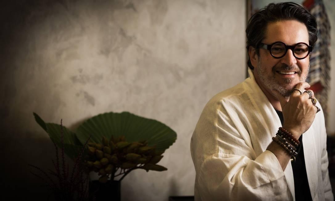 Celso Rayol Foto: Roberto Moreyra/Agência O Globo