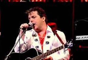 The Burning Love Band em Tributo a Elvis Presley Foto: Divulgação