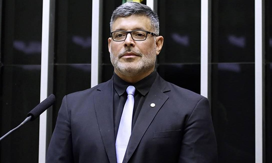 O deputado Alexandre Frota foi expulso do PSL Foto: Câmara dos Deputados
