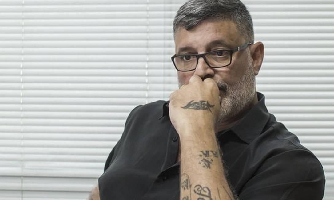 O deputado Alexandre Frota (SP), expulso do PSL