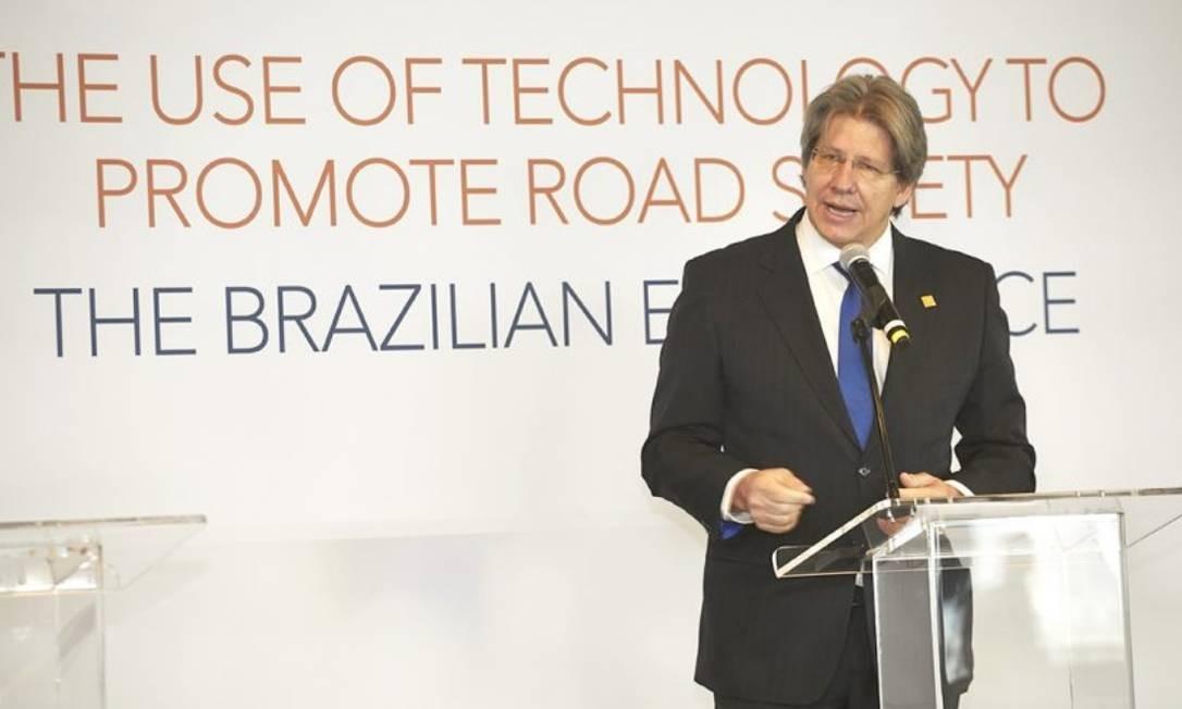Rodolfo Rizotto é especialista em estradas e trânsito Foto: Divulgação