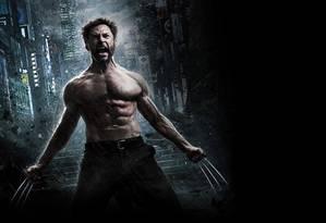"""Cena do filme """"Wolverine - imortal"""". O personagem dos X-man pode se juntar aos Avengers em novo filme Foto: Divulgação"""