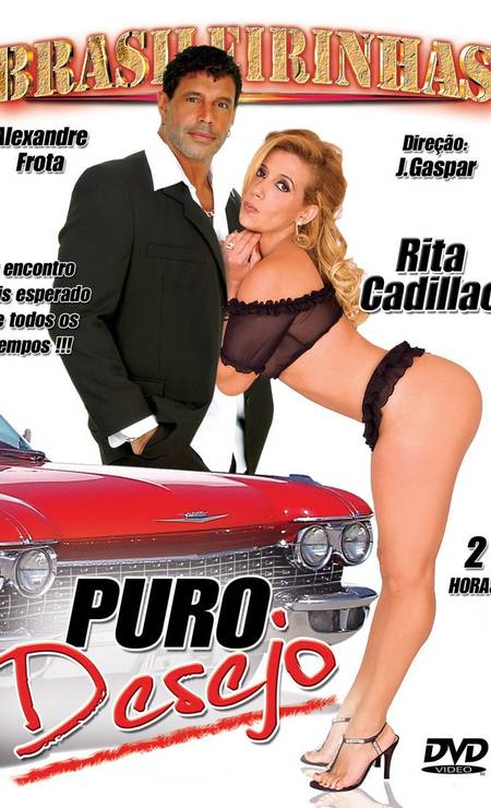 Nos anos 2000, posou nu para revistas voltadas ao público gay e protagonizou filmes de sexo Foto: Divulgação/ Brasileirinhas