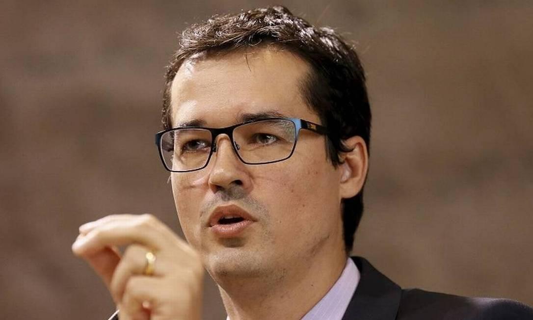 O procurador Deltan Dallagnol Foto: Pablo Jacob / Agência O Globo