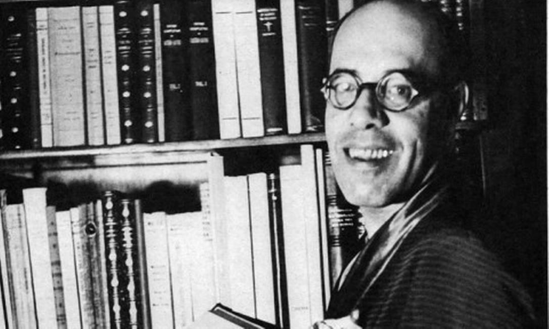 Mário de Andrade manteve independência intelectual mesmo em tempos polarizados, diz autor de nova biografia Foto: IED : Instituto de Estudos Brasileiros