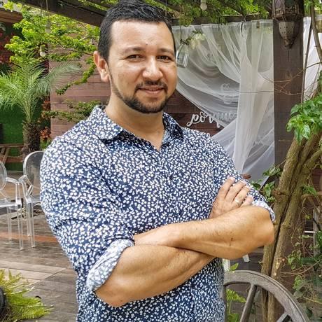 Rafael Palma, empreendedor, levou 3 meses para obter um CNPJ Foto: Acervo pessoal