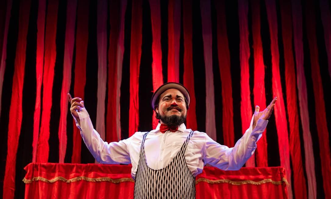 Churumello Circus Foto: leonardo monteiro / Divulgação/Leonardo Monteiro