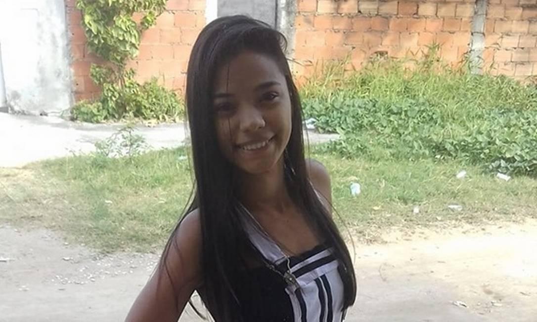 Margareth, de 17 anos, morreu durante operação Foto: Reprodução