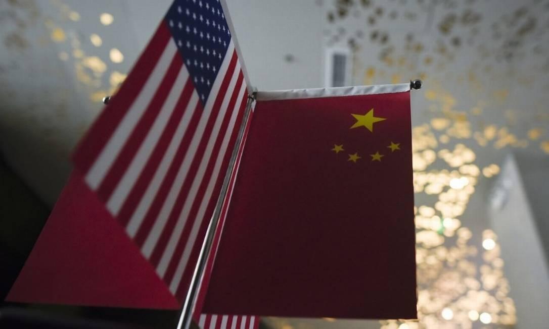 Governo americano esperava concessões por parte da China após adiamento de tarifas Foto: Bloomberg
