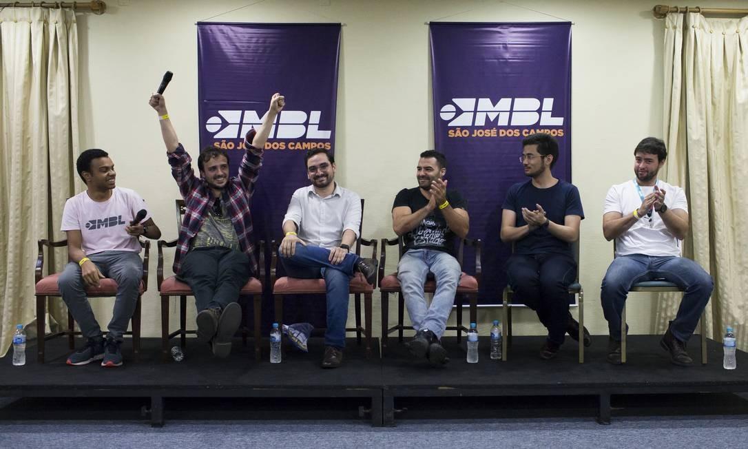 Primeiro Forum Regional do MBL - Foto: Edilson Dantas / Agência O Globo