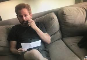 Conhecido como o doleiro dos doleiros do Brasil, Dario Messer foi preso no apartamento da namorada, nos Jardins, em São Paulo, com identidade falsa e cabelos pintados de ruivo, em 31 de julho de 2019 Foto: Reprodução