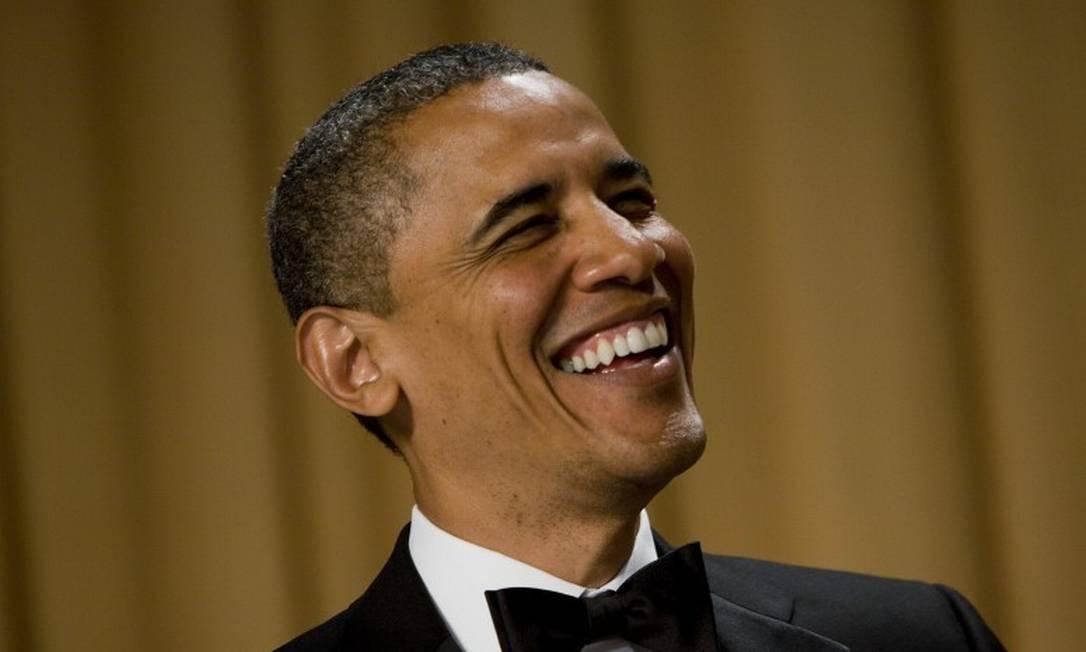 Ex-presidente também é fã de Murakami e Colson Whitehead Foto: Pool / Getty Images