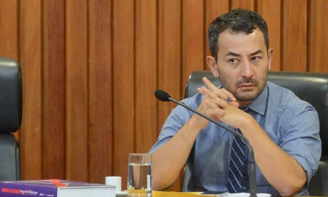 O procurador Sérgio Suiama, do Ministério Público Federal, Foto: Comissão da Verdade do Estado de São Paulo