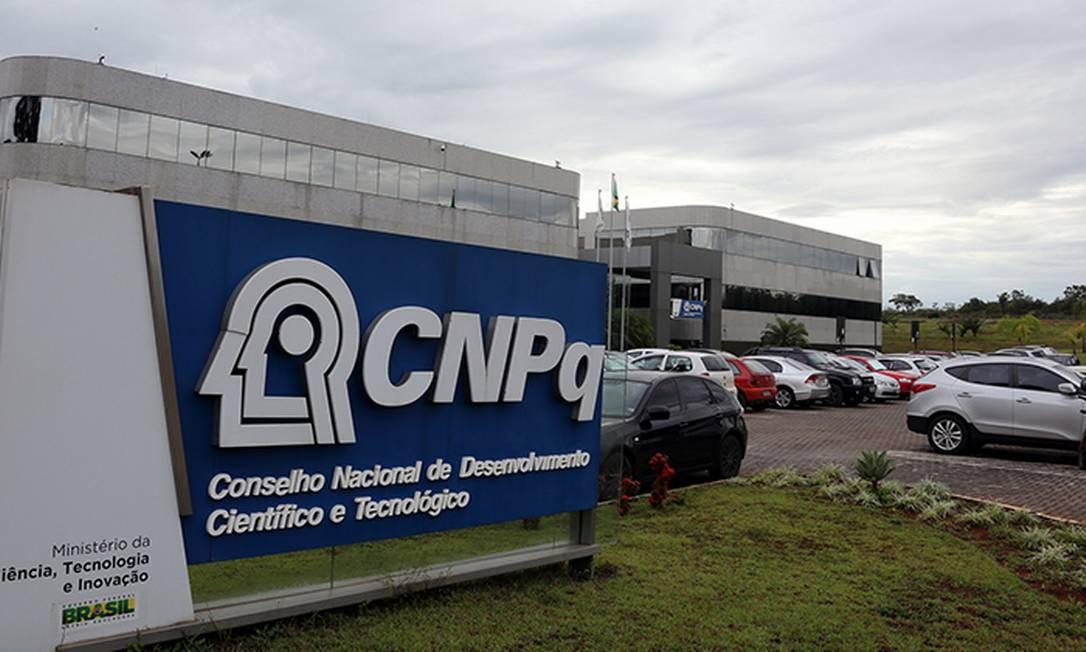 Sede do CNPq, em Brasília Foto: Herivelto Batista / ASCOM-MCTIC