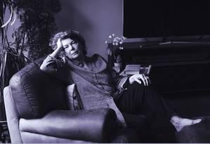 A psicóloga americana Toni Tunney, em Nova York Foto: Celeste Sloman / NYT