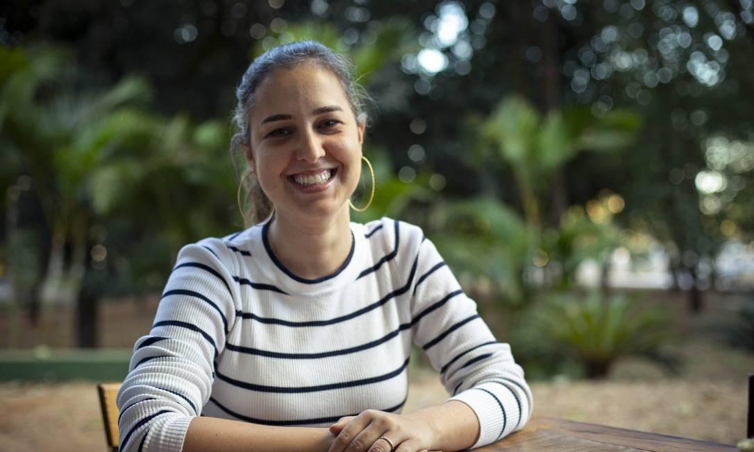 Adriana Villas Bôas Foto: Daniel Marenco / Agência O Globo