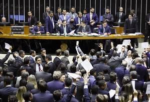 Câmara aprova projeto que pune abuso de autoridade 14/08/2019 Foto: Luis Macedo/Câmara dos Deputados