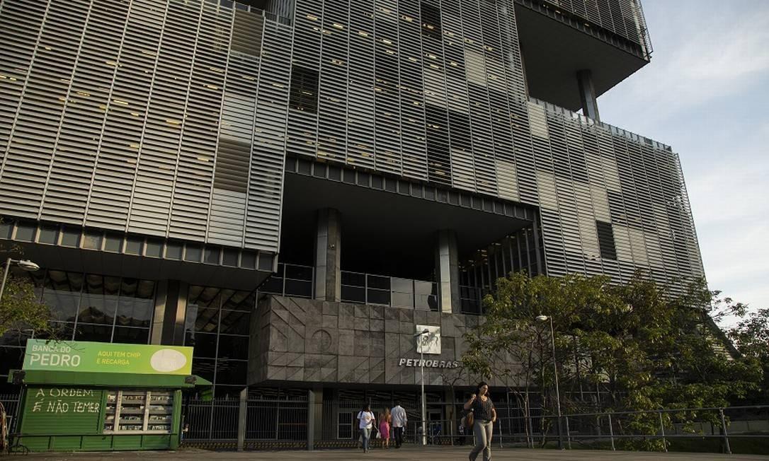 Petrobras: na mira. Foto: Gabriel Monteiro / Agência O Globo