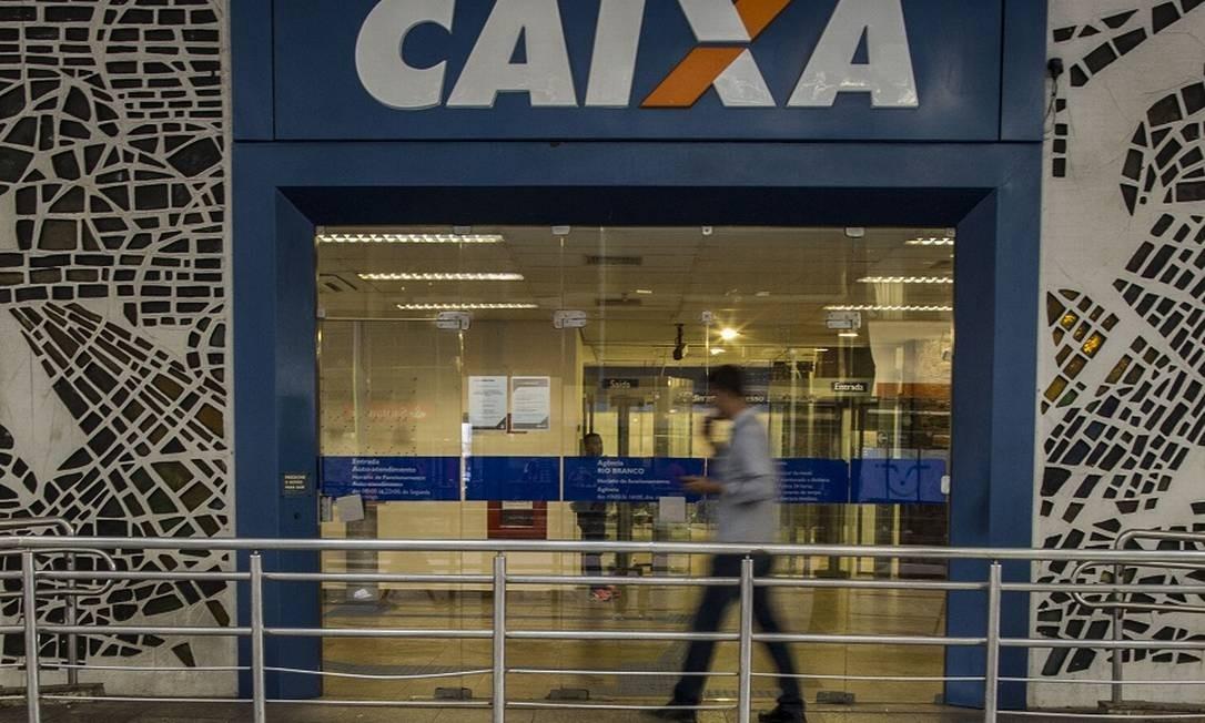 Caixa: novidades no crédito imobiliário. Foto: Guito Moreto / Agência O Globo