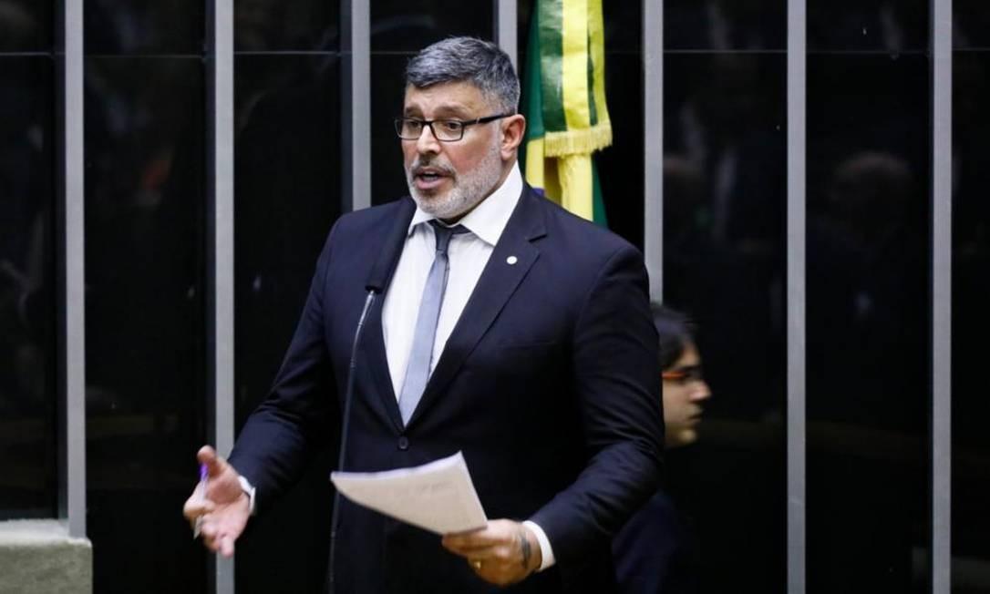 O deputado federal Alexandre Frota foi expulso do PSL no último dia 13 Foto: Agência Câmara