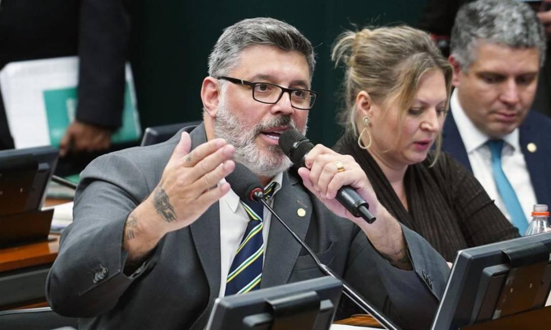 O deputado federal Alexandre Frota 05/07/2019 Foto: Agência Câmara