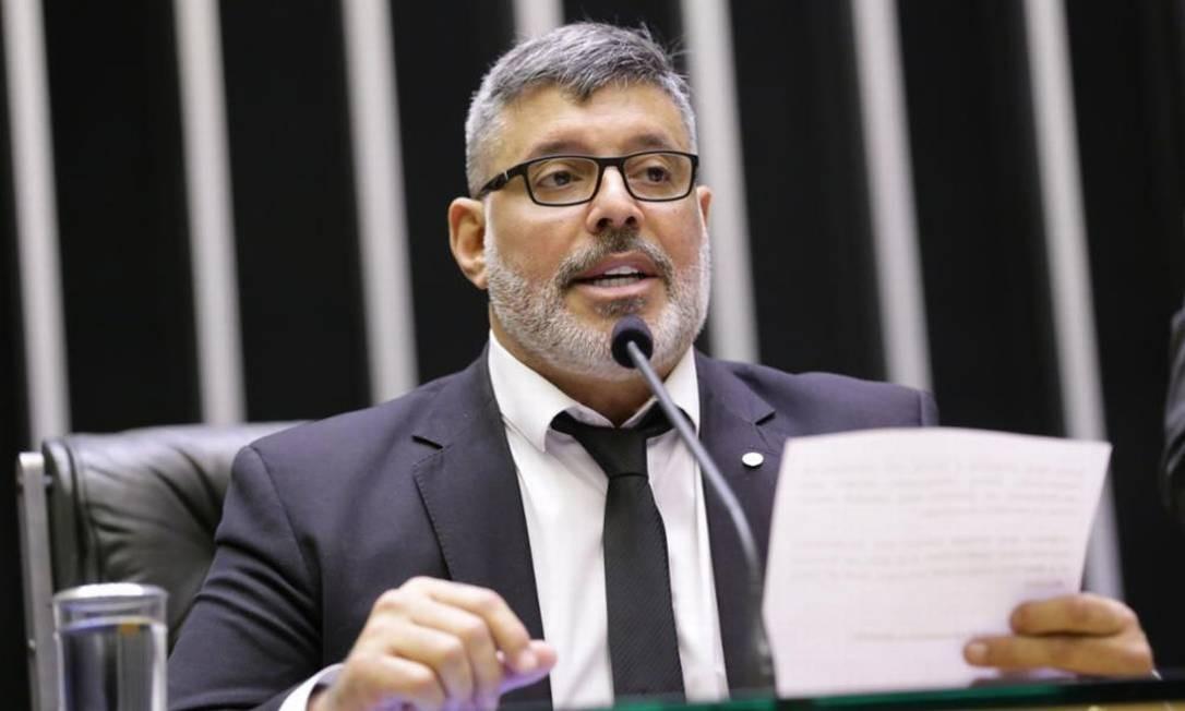 O deputado federal Alexandre Frota 30/05/2019 Foto: Agência Câmara