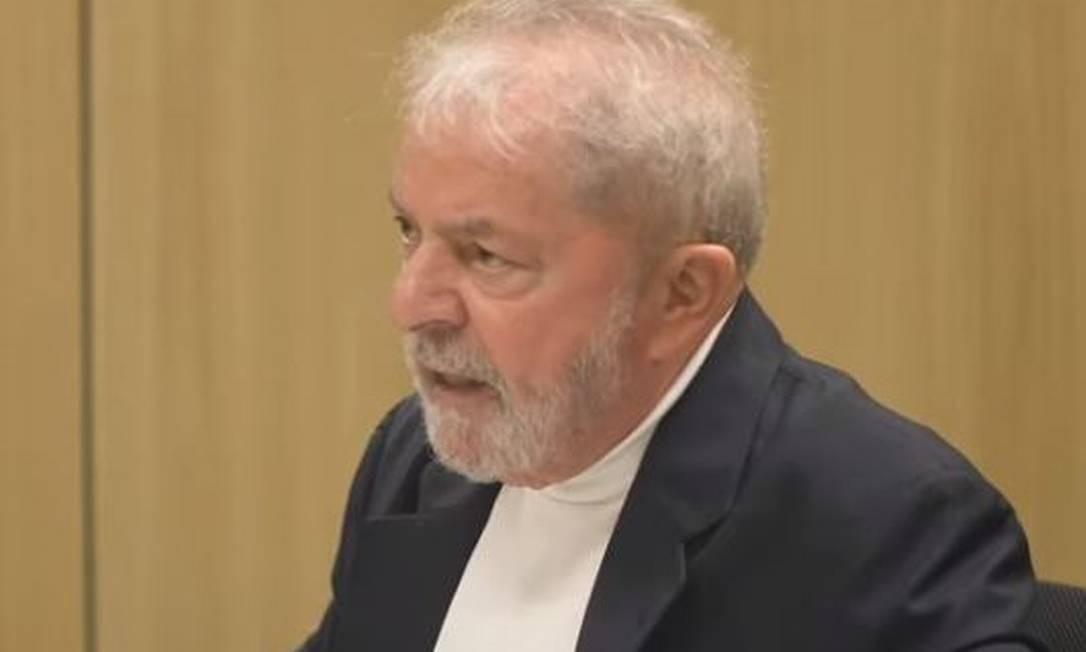 O ex-presidente Lula concedeu entrevista ao canal do Youtube do jornalista Bob Fernandes Foto: Reprodução/YouTube