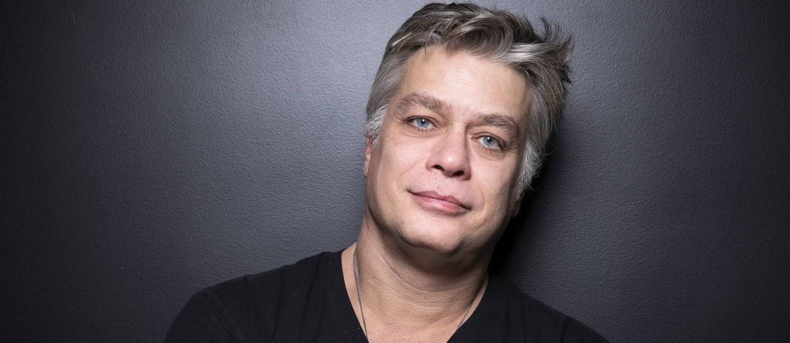 Fabio Assunção se prepara para atuar em duas séries em 2020 Foto: Leo Aversa / Agência O GLobo