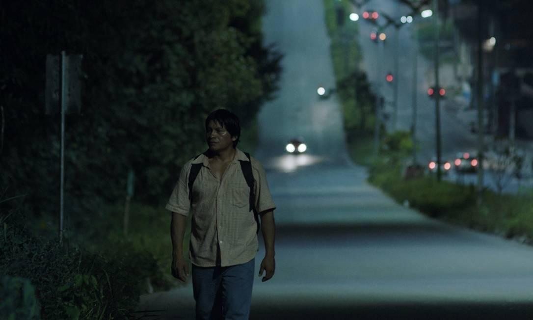 """Cena do filme """"A febre"""", de Maya Da-Rin Foto: Divulgação"""