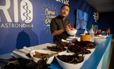 Ricardo Muñoz Zurita, do Azul, no México Foto: Adriana Lorete / Agência O Globo