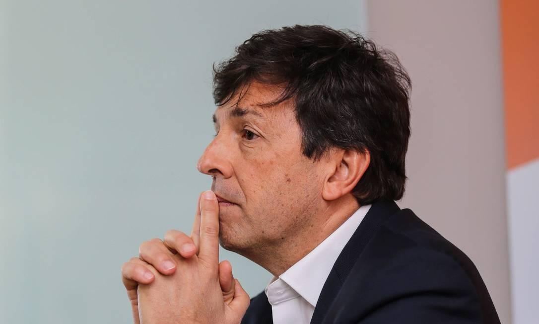João Amoêdo ampliou as etapas no processo de escolha dos candidatos Foto: Geraldo Bubniak / AGB