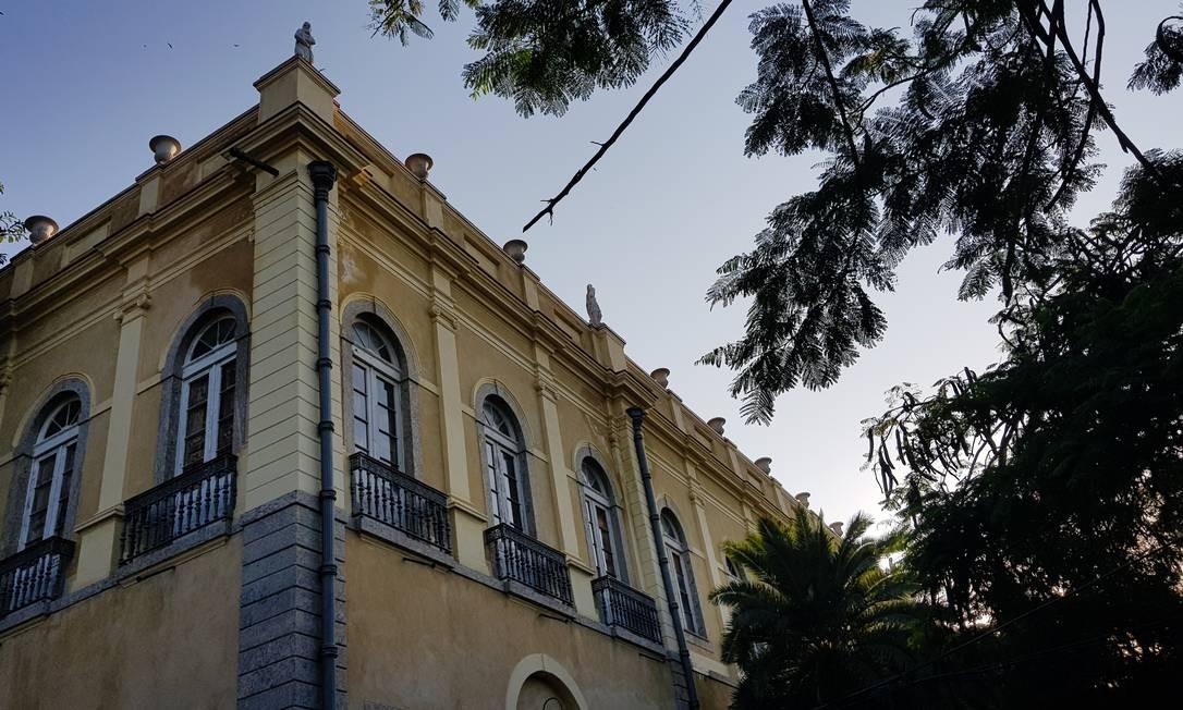 Prédio da faculdade de Educação da UFRJ, uma das maiores do país Foto: Leo Martins / Agência O Globo