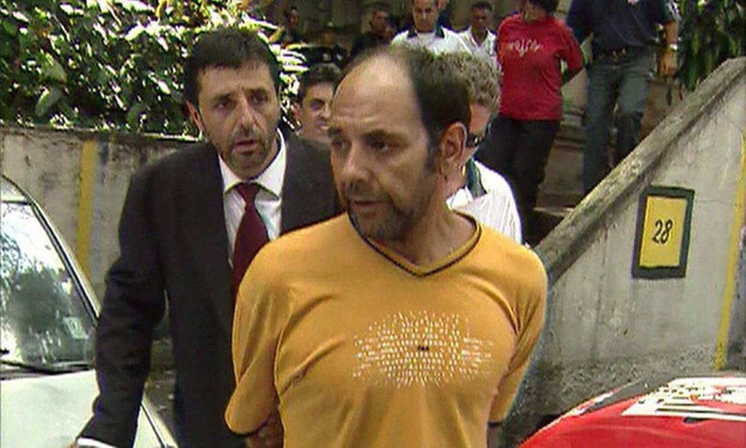 Resultado de imagem para Sequestrador de Washington Olivetto é extraditado para o Chile