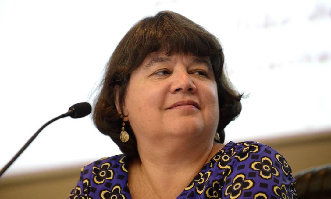 A subprocuradora-geral da República Luiza Frischeisen Foto: Sérgio Amaral / STJ