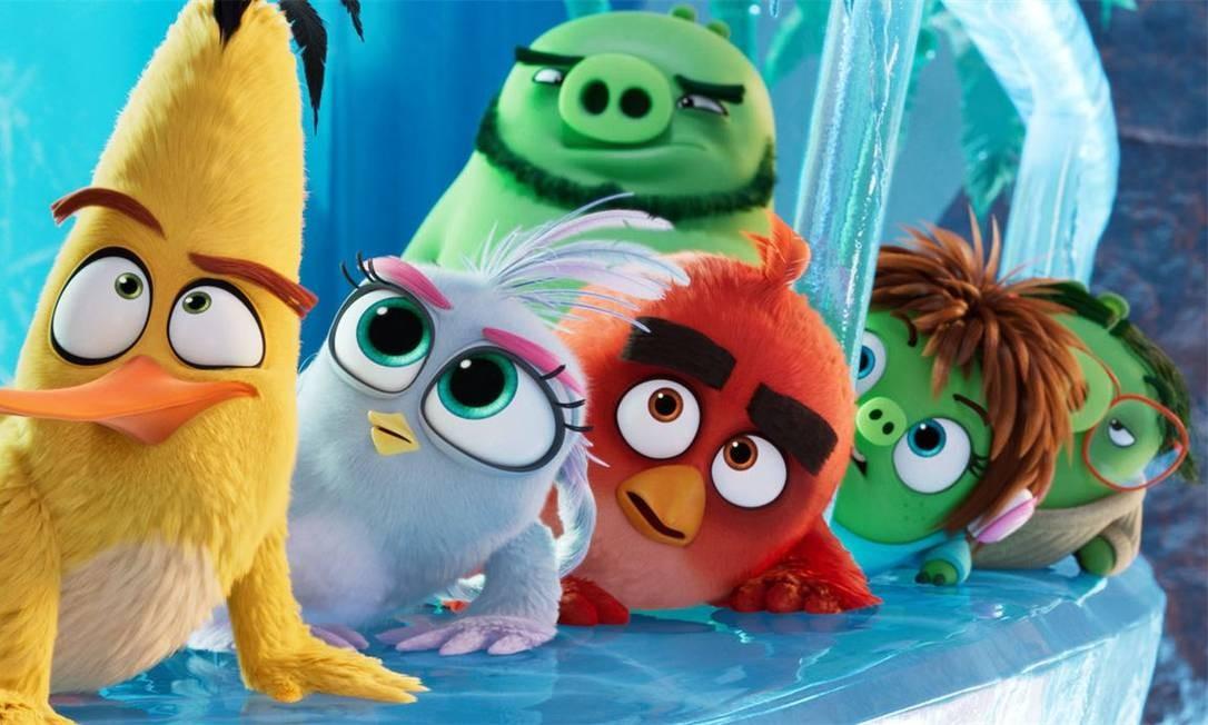 Angry Birds 2 – O Filme Foto: Divulgação