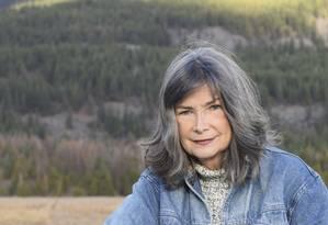 Delia Owens, autora de 'Um lugar bem longe daqui' Foto: Dawn Marie Tucker / Divulgação