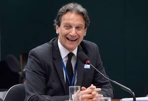Ricardo Liáo foi nomeado para comandar a Unidade de Inteligência Financeira, o novo Coaf Foto: Wilson Dias/Agência Brasil