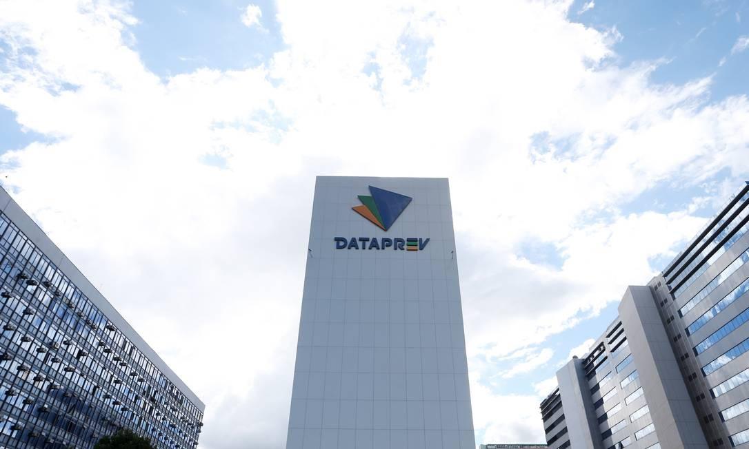 Sede da Dataprev em Brasília Foto: André Coelho / Agência O Globo