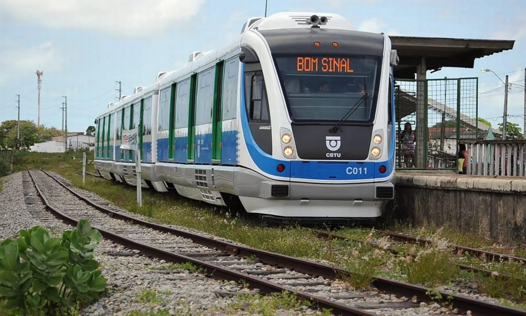 Presidente da Refer, fundo de pensão de funcionários de empresas de trens, é afastado por supeita de desvios Foto: