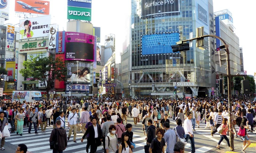 Japão lidera ranking de expectativa de vida Foto: Pixabay