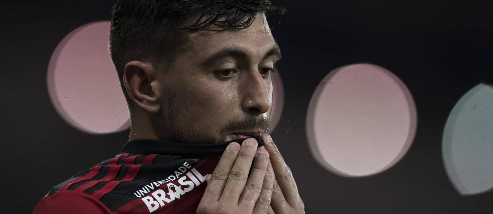 Arrascaeta é peça importante no Flamengo Foto: Jorge Rodrigues/Eleven