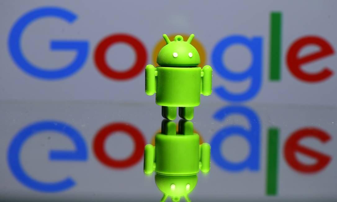 Desde 2009 o Android carregava o nome de um doce ou sobremesa Foto: DADO RUVIC / Reuters
