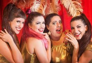 'Las Panamericanas' estreia no Sesc Tijuca Foto: Carol Oliveira / Divulgação