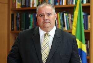 Henrique Pires, ex-secretário nacional de cultura Foto: Mauro Vieira / Agência O Globo