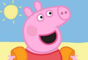 Peppa Pig. Foto: Reprodução