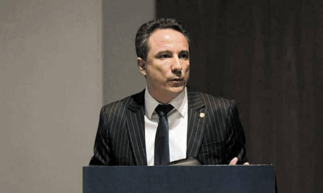 O vice- presidente da ADPF, Luciano Leiro Foto: Divulgação
