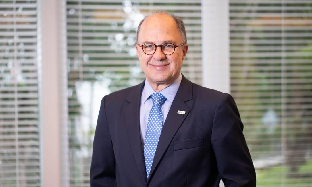 Presidente da SulAmérica, Gabriel Portella, diz que ideia é expandir planos de saúde, mas contratos individuais estão completamente fora dos planos Foto: Divulgação