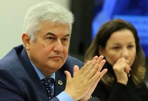 O ministro da Ciência, Tecnologia, Inovações e Comunicações, Marcos Pontes Foto: Jorge William / Agência O Globo