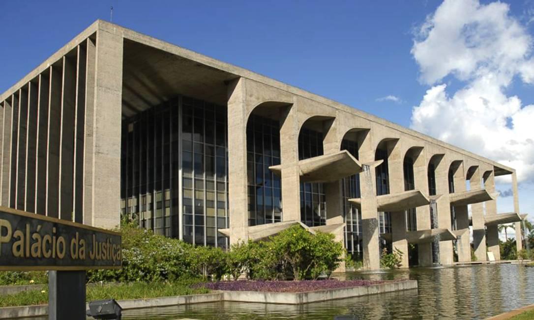 Palácio da Justiça, em Brasília Foto: Arquivo ABr