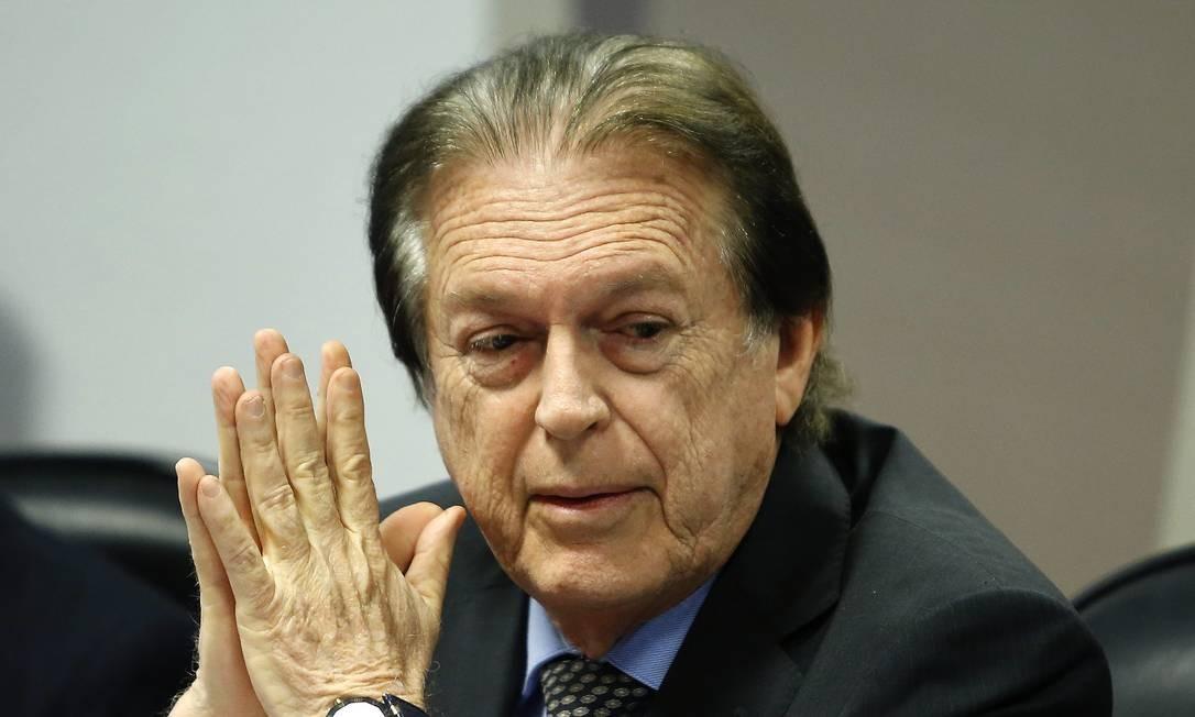 O presidente do PSL, Luciano Bivar Foto: Jorge William 19/08/2019 / Agência O Globo